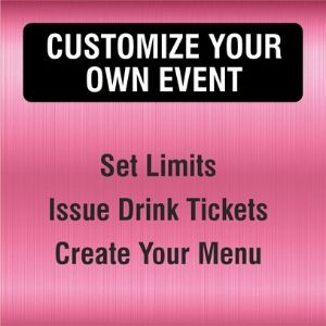 Customize Your Own Event
