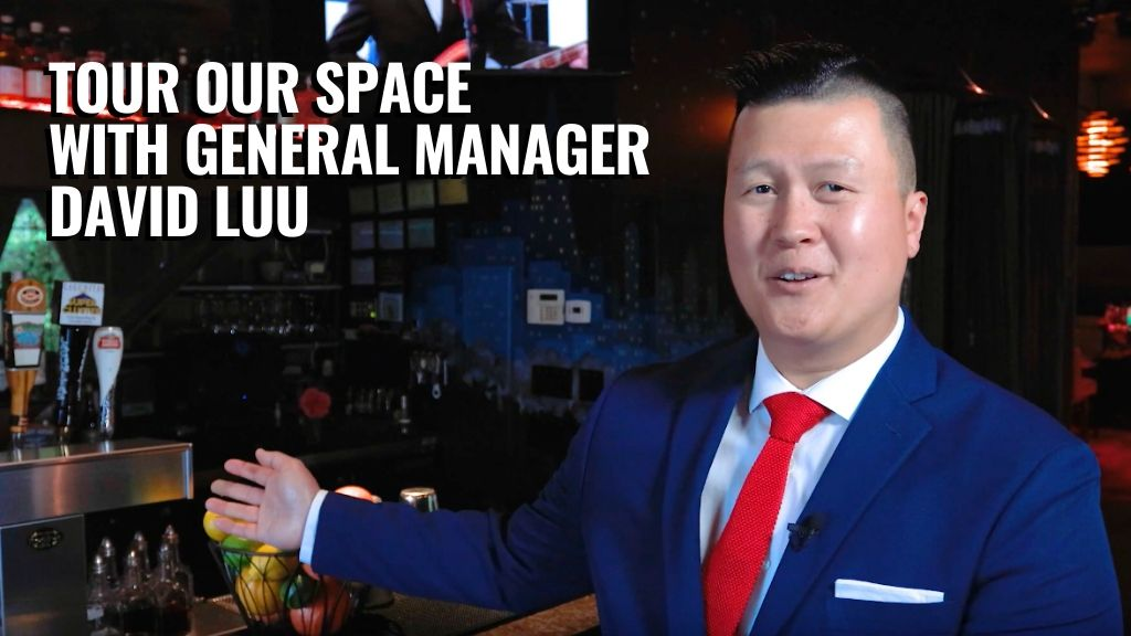 Tour Our Space with General Manager David Luu